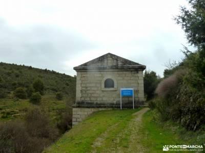 Alcornocal Dehesa Vieja-Atalaya Arrebatacapas;canoas hoces del duraton rutas el escorial valverde de